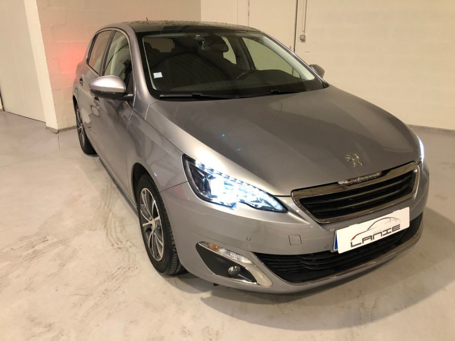 PEUGEOT 308 PHASE 2 - 1.6 BLUEHDI STYLE 120CH BVM6 (2015)