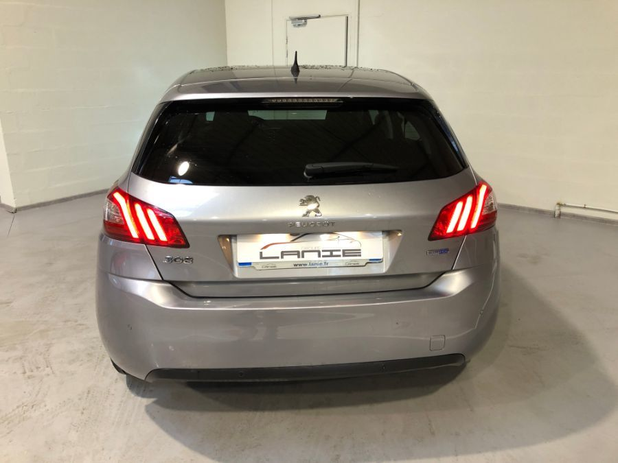 PEUGEOT 308 PHASE 2 - 1.6 BlueHDi STYLE 120ch BVM6