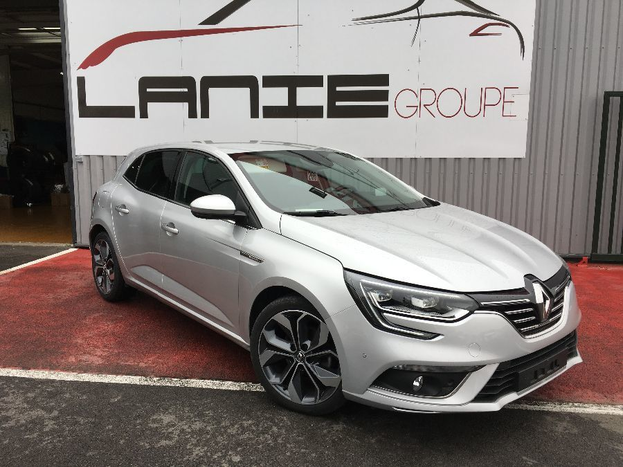 RENAULT MÉGANE IV - TCE 130 ENERGY INTENS 5P 130CH (2017)